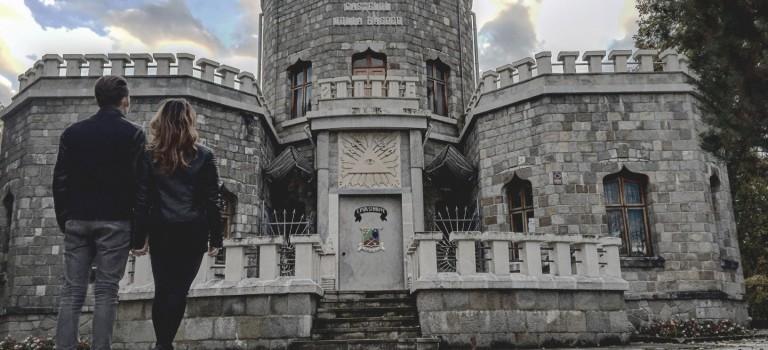 Castelul Iulia Haşdeu, Câmpina