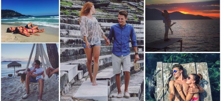Cum să vă faceţi poze de cuplu reuşite, singuri în vacanţe