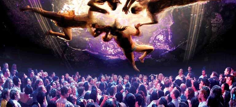 Cum a fost la cel mai nebun show de pe Broadway: Fuerza Bruta