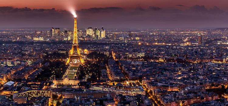 PARIS: Cele mai bune 10 locuri de unde te poti bucura de panorame breathtaking