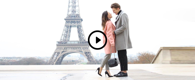 VIDEO: PARIS in 60 de secunde