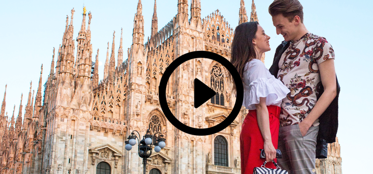 VIDEO: 60 seconds in Milan