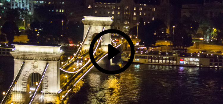 VIDEO: 60 seconds in Budapest