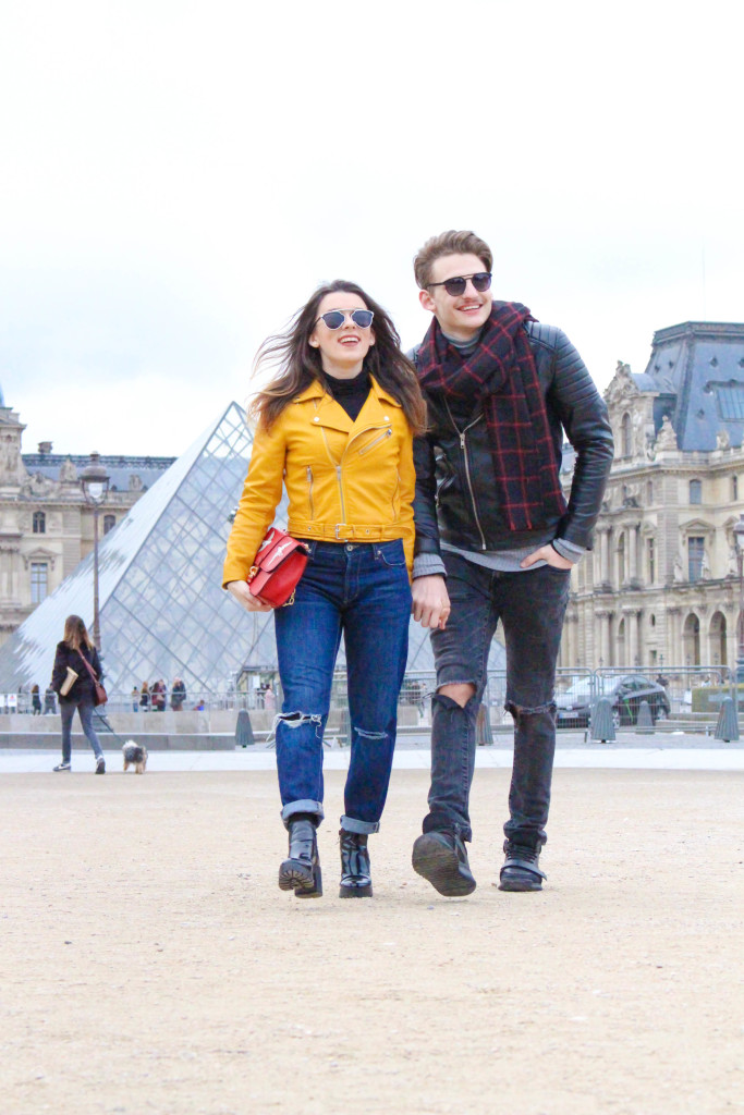 ghid prima ta vizita in Paris