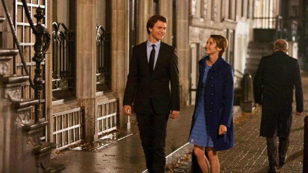 the fault in our stars - filme romantice de vazut in luna februarie